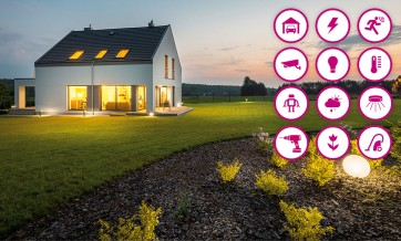 Smart Home systeemoplossingen