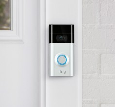 Smart Home beveiliging van RING