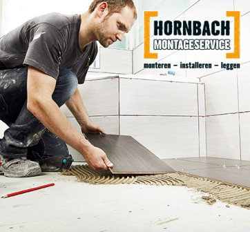 HORNBACH Montageservice