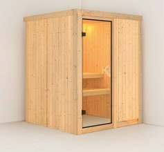Assortiment Elementsauna's