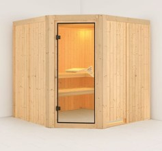 Assortiment Plug & Play sauna's