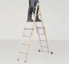 Assortiment ladders