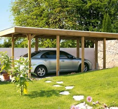Project Carports en terrasoverkappingen