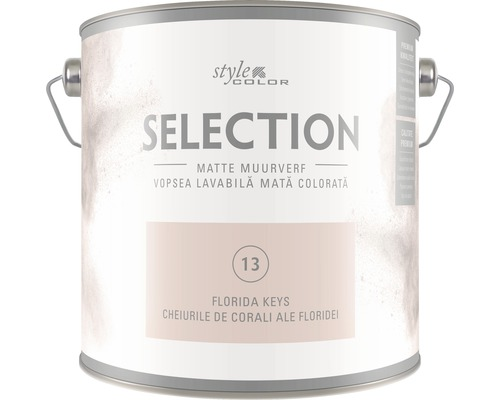 SELECTION StyleColor Muurverf kleur 13 Florida Keys 2,5 l