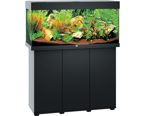 juwel aquarium kast rio 180 led zwart kopen bij hornbach. Black Bedroom Furniture Sets. Home Design Ideas