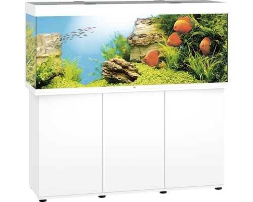 juwel aquarium kast rio 450 led wit kopen bij hornbach. Black Bedroom Furniture Sets. Home Design Ideas