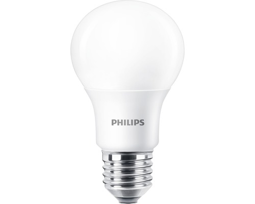 Philips led lamp e w dimbaar warmglow peervorm mat warmwit