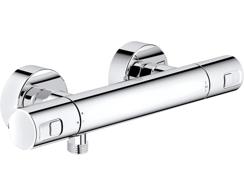 Grohe douche thermostaatkraan precision joy chroom h o h cm