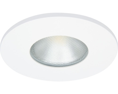 malmbergs led inbouwspot md 315 80 mm wit