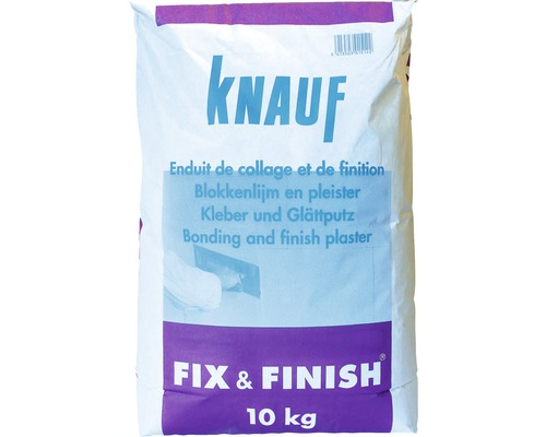 KNAUF Fix en Finish zak 10 kg