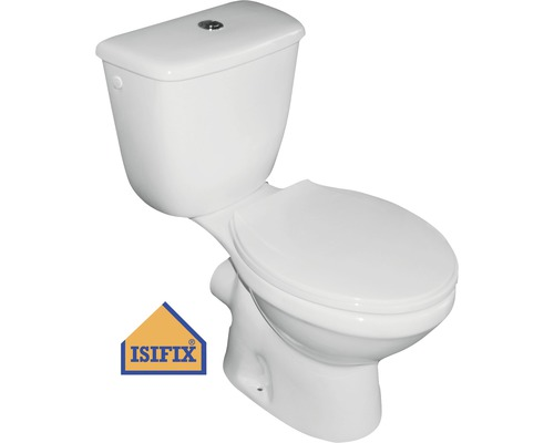 Awesome Staand Toilet Met Reservoir Pk Uitgang Toledo Incl Wc Bril Pabps2019 Chair Design Images Pabps2019Com