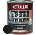 HORNBACH 3in1 Metaalbeschermlak glanzend zwart 750 ml