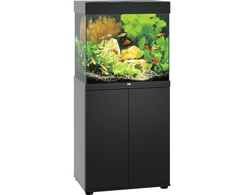 juwel aquarium kast lido 120 zwart kopen bij hornbach. Black Bedroom Furniture Sets. Home Design Ideas
